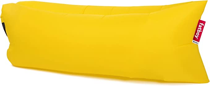 Fatboy LAM-ORG Lamzac - Colchoneta, amarillo