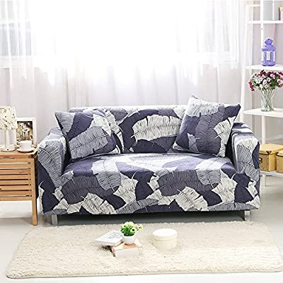 Yazi elástica elástico 2 asiento Sillón sofá elástico funda ...