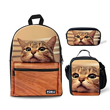 Amazon.com: Mumeson - Mochila para niños, diseño de animales ...