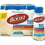 BOOST Plus Calories Vanilla, 6x237ml (Pack of 24)