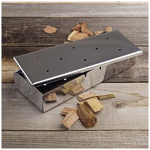 Barbecue-Wood-Chip-BBQ-Smoker-Box