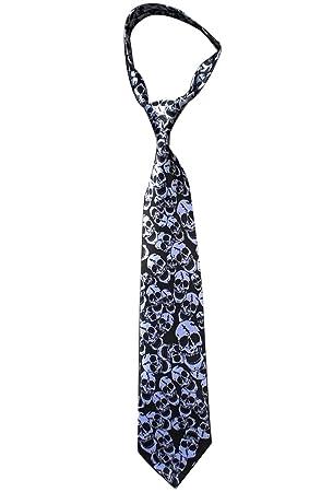 ZOYLINK Halloween Corbata Holiday Necktie Elegante Unisex ...