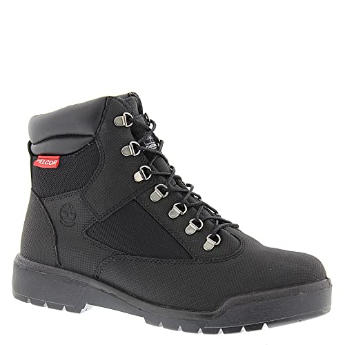 5acb584ada0 Amazon.com | Timberland Men's Waterproof Helcor Field Boots Black ...