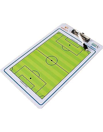 Pizarras de fútbol para entrenadores y árbitros | Amazon.es