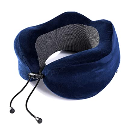 los angeles how to buy new products Amazon.com: ANKIKI Travel Head Neck Pillow Adjustable ...
