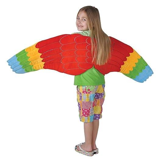 Amazon.com  Parrot Costume  Wings  Clothing ca961d75b1