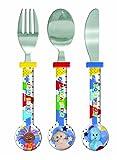 In The Night Garden Round Cutlery Set