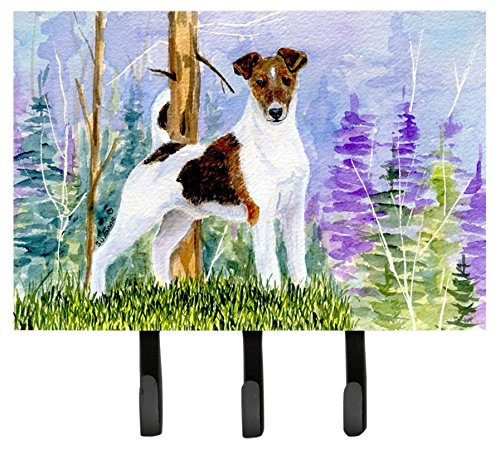 UPC 615872509263, Caroline's Treasures SS8640TH68 Jack Russell Terrier Leash Holder or Key Hook, Large, Multicolor