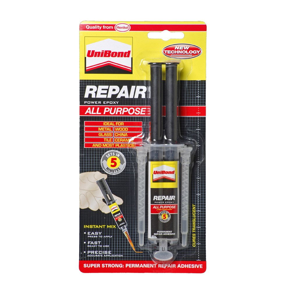 UniBond Repair Power Epoxy All Purpose - 14 ml Henkel 964763 B000Y8OMW0