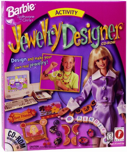 Barbie Jewelry Designer - PC