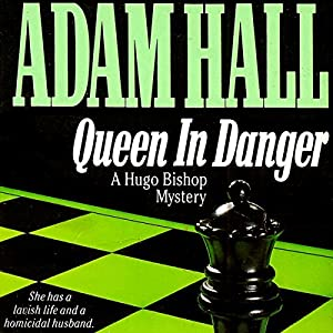 Queen in Danger Audiobook