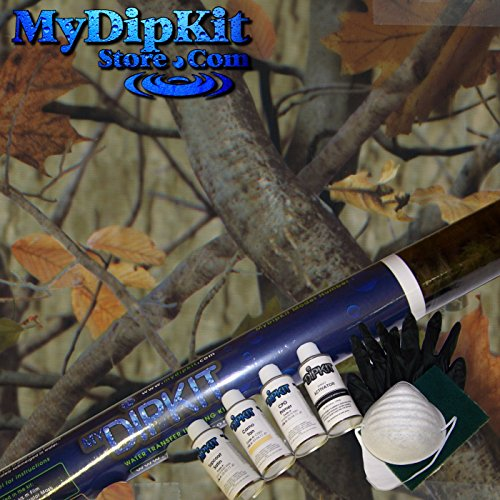 - Wood N Trail Camo Hydrographics Kit MyDipKit - RC-529 - My Dip Kit