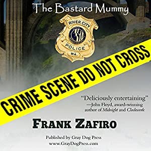The Bastard Mummy Audiobook