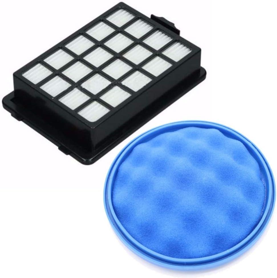 Accessori per aspirapolvere 2Pcs Lot aspirapolvere Accessori Parti Polvere filtri Hepa H13 for Samsung SC21F50 SC15F50 FLT9511 Sensor Pet VCA-VH50 ECC Sostituzione
