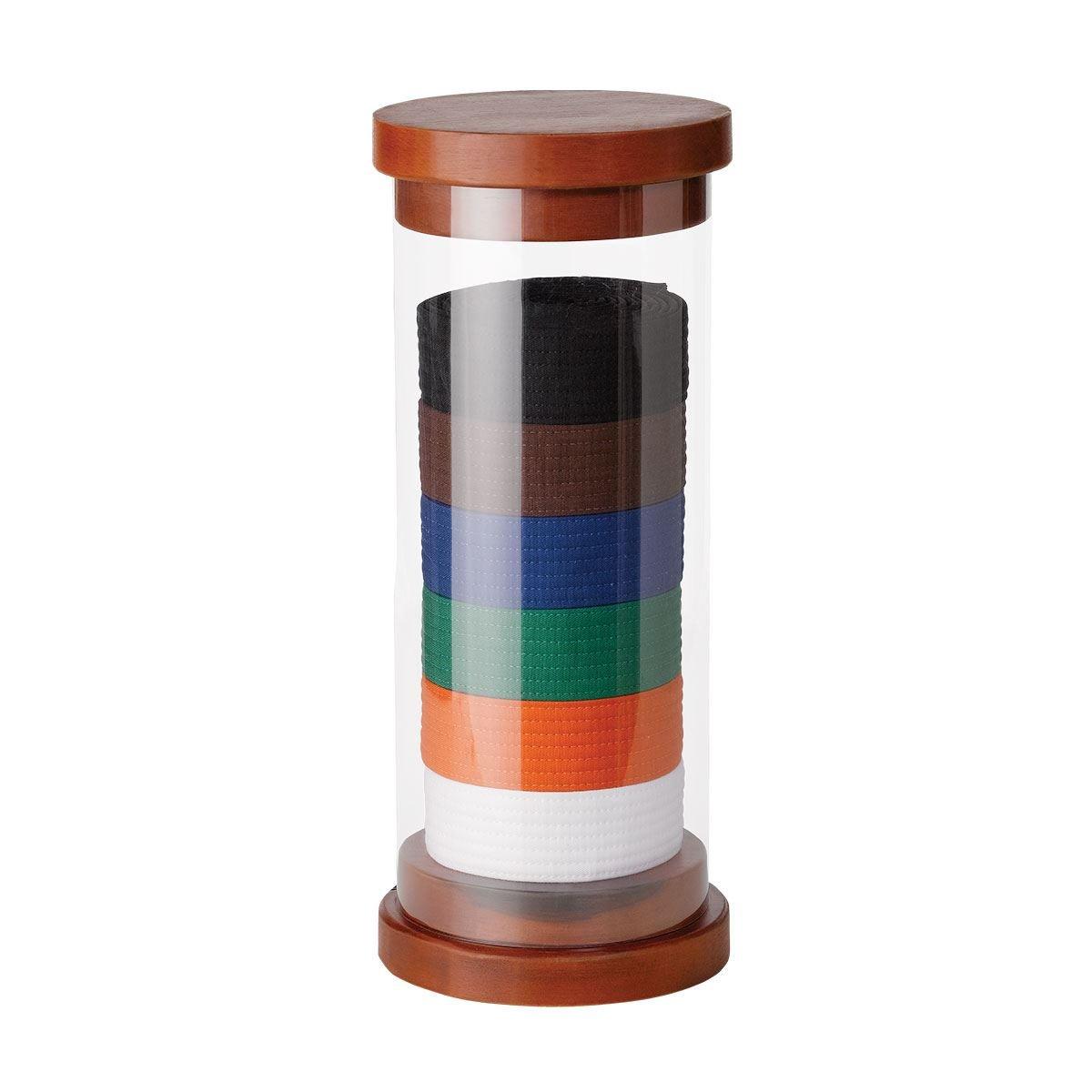 Century Martial Arts Cylinder 6 Level Belt Display by Century