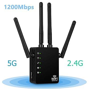 Amazon.com: Amplificador de Internet WiFi para el hogar ...