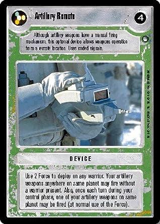 R2 Sensor Array Star Wars Hoth Unlimited 1998 LS Common CCG Card