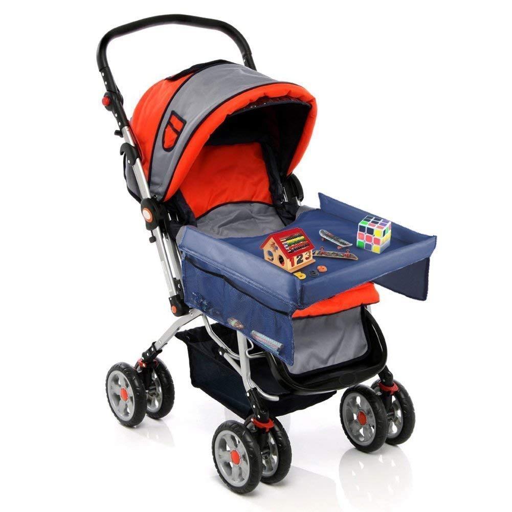 Bandeja viaje de juegos para sillita niños| Bandeja de viaje bebés coche| Mesa plegable para coche | Accesorio asiento coche bebé