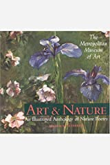 Art & Nature: An Illustrated Anthology of Nature Poetry Hardcover
