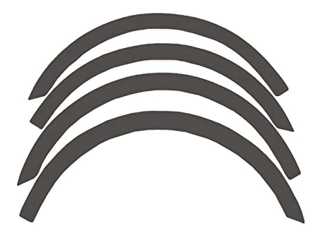 R.S.N. 232 para pintar, rueda arcos, Fender tapacubos extensiones, para óxido