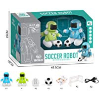 Faironly Kids Robot de fútbol Inteligente inalámbrico