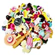 Incredible art Pieces Mixed lot Food Resin Flatback cute Cabochons Decoden Pieces,20pc per packet.