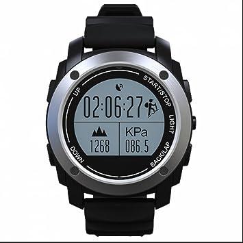 Montre Connectée Sport Fitness Tracker dActivité avec le moniteur de fréquence cardiaque Suivi du