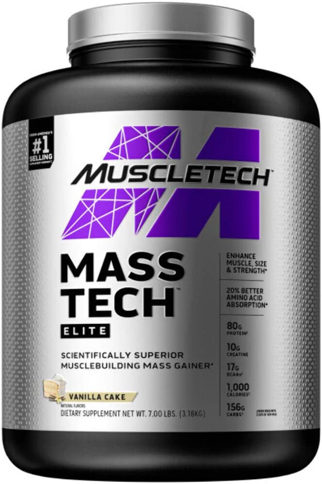 MuscleTech Mass Tech 3200g Chocolate
