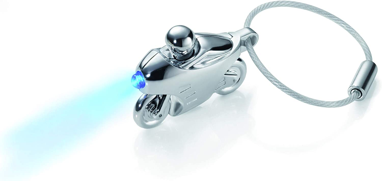 Silber Troika Speed Light Llavero 4 Centimeters Plateado