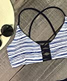 Cupshe-Fashion-Womens-Lace-Up-Stripe-Strappy-Bikini-Set