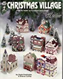 Christmas Village, Gayle Podstupka and Sharon Conley, 1562311212