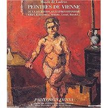 Peintres de Vienne, de la sécession à l'expressionnisme