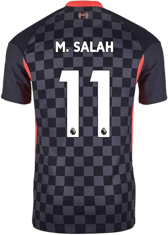 SALAH Liverpool Stadium Third jersey 2019 2020 M