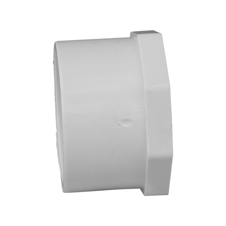Single Unit Charlotte Pipe 2 X 1-1//2 Reducer Bushing Spgxs PVC Pressure