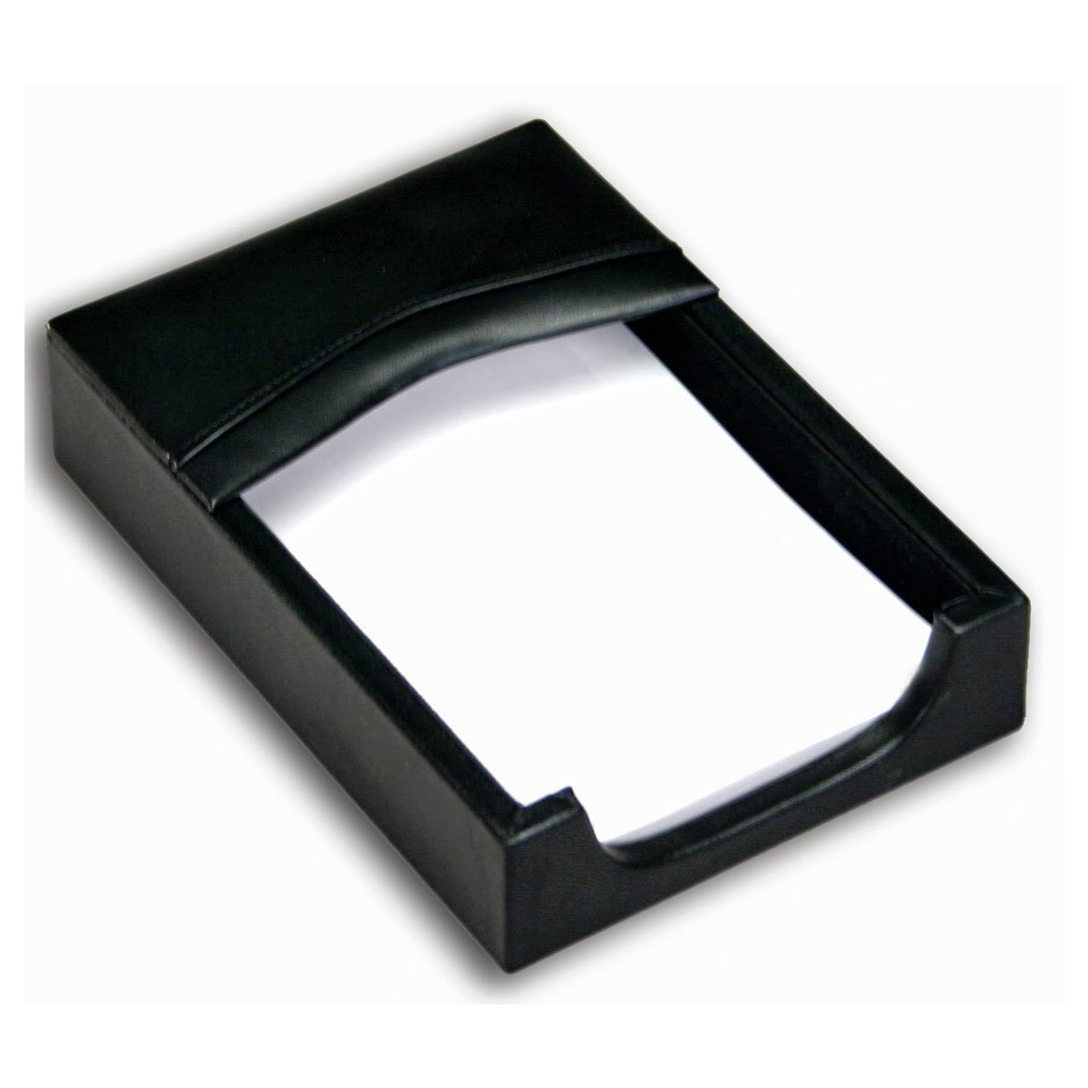 Dacasso Leather Desk Set, 8-Piece, Black by Dacasso (Image #5)