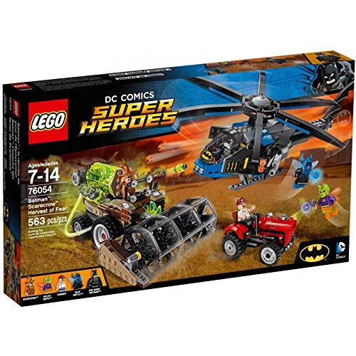 76054 Heroes Scarecrow Harvest Construction