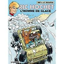 Ric Hochet 69 Homme de glace L