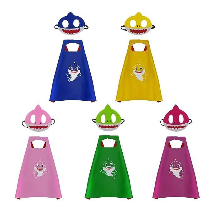 Amazon.com: YABOO - Capa y máscara de tiburón para bebé ...