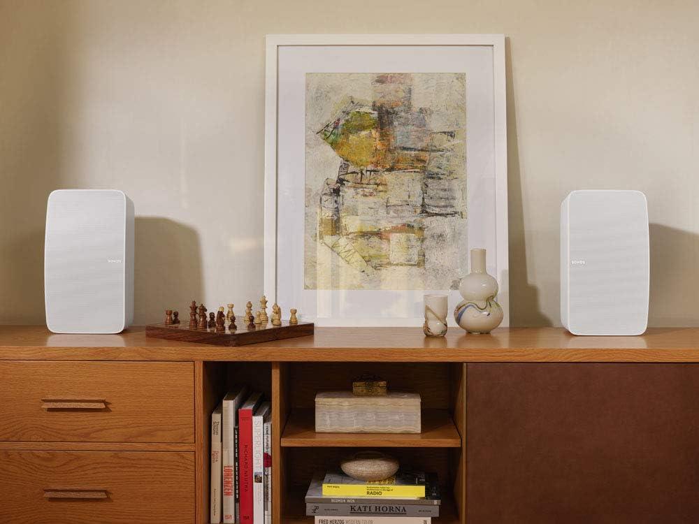Haut Parleur Sonos Five - Test & Avis - Les Meilleures Enceintes Avis.fr
