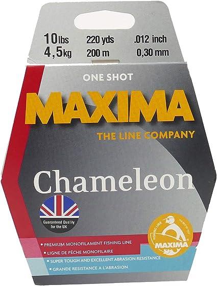 Maxima New Fishing predator /& Game Spinning Line.