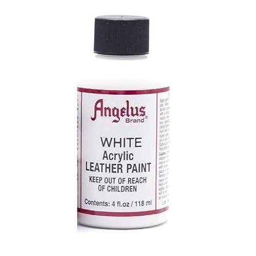 8bd1d910a03b Amazon.com  Angelus Acrylic Paints 4oz White  Shoes