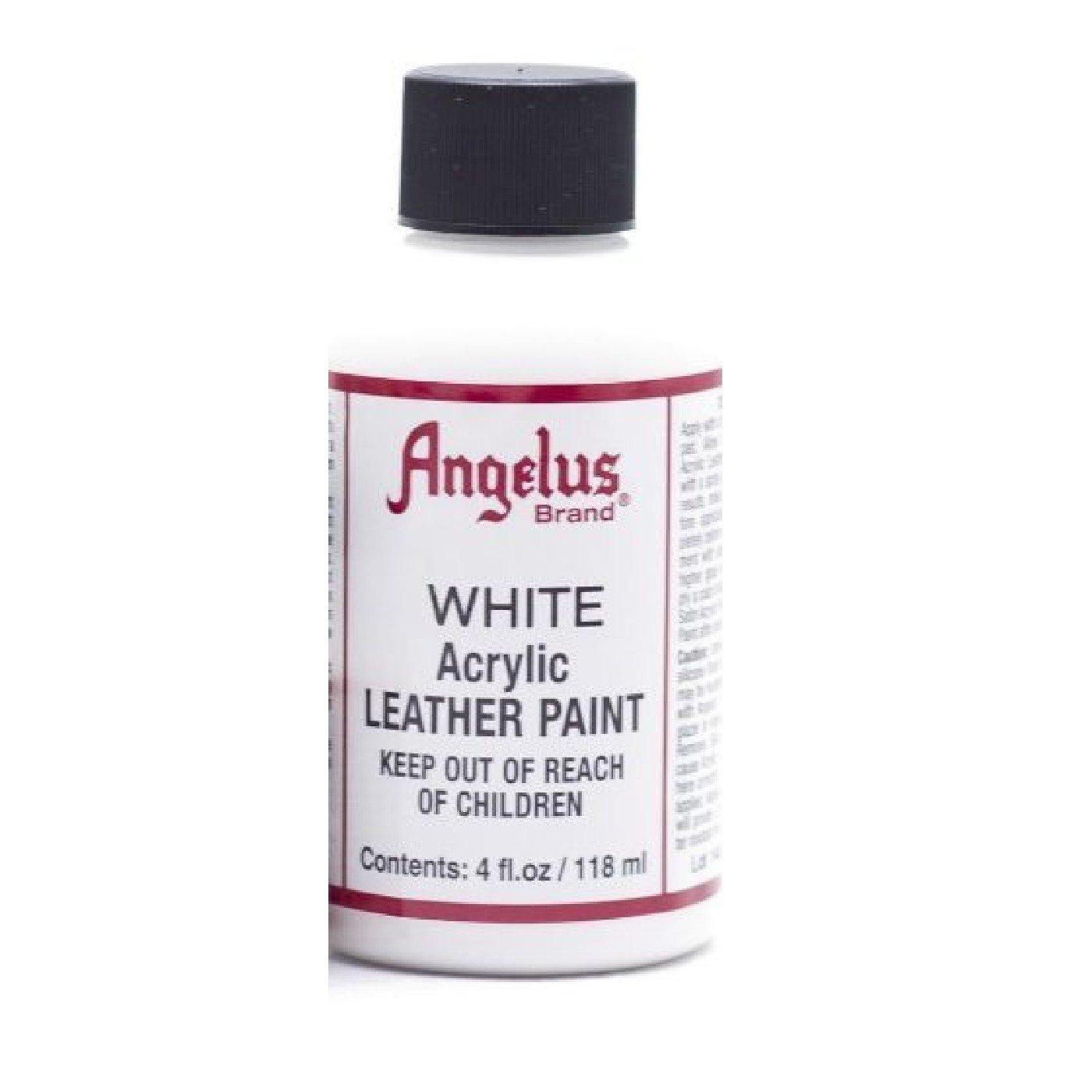 Angelus Acrylic Paints 4oz White