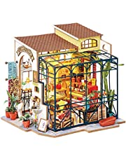 Rolife DIY Miniature Dollhouse Tiny House Building Kit