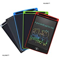 """SIAMO® LCD Writing Tablet,Electronic Writing &Drawing Board Doodle Board, 8.5"""" Handwriting Paper Drawing Tablet Gift for Kids and Adults at Home,School and Office"""