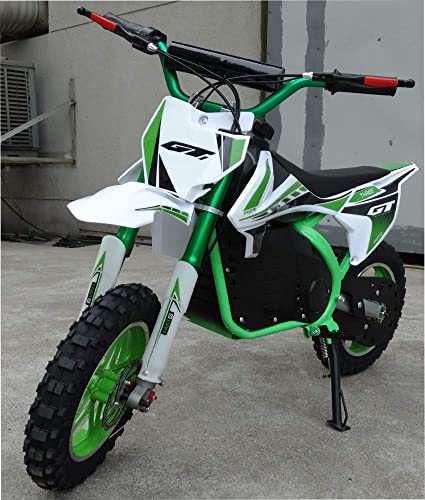 Mini moto para niños electrica - Mini pit bike con motor de 350w ...