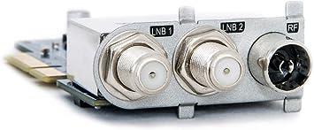 Dreambox Triple sintonizador híbrido 2x DVB S21x C/T2H.2659008207080