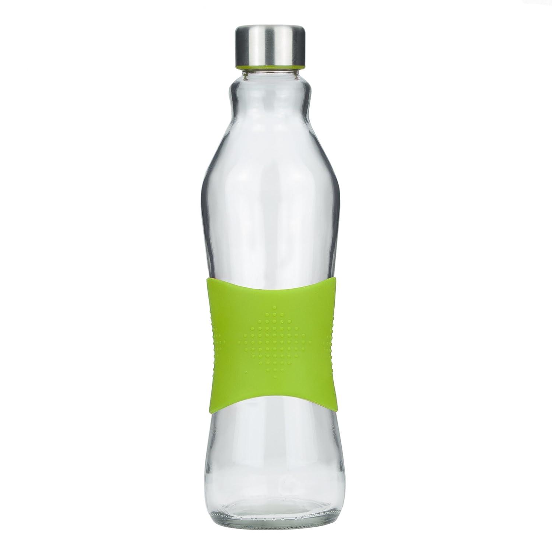 Grip & Go Glasflasche