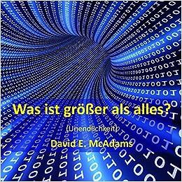 Was Ist Grosser ALS Alles?: Unendlichkeit (Math Bücher Für Kinder)