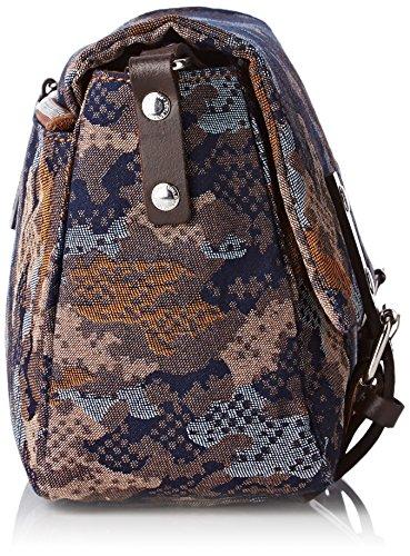 Paquetage CE, bolsa de mensajero Marron (074/Camouflage)