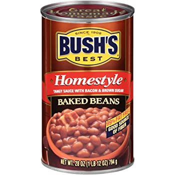 Bush's Best Homestyle Canned Baked Beans